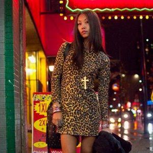 🐆 Rodarte for Target animal print dress